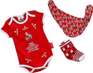 1. FC Köln Baby Geschenkbox - verschiedene Größen