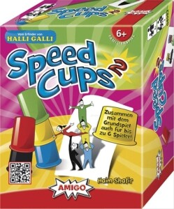 Amigo Speed Cups 2, 2 Spieler oder als Erweiterung