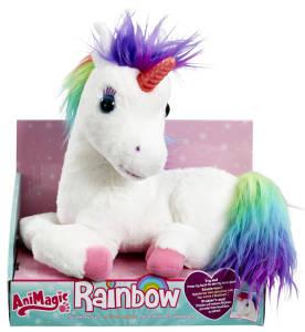 Animagic Einhorn Rainbow