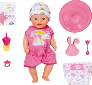 BABY born Soft Touch Little Girl, ca. 36 cm