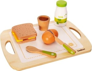 Beeboo Frühstücksbrett mit Zubehör