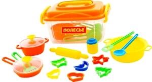 Beeboo Spielzeug Koch-und Backset, 20-teilig