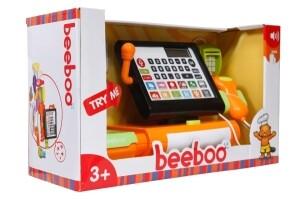 beeboo Registrierkasse Touchscreen mit Zubehör