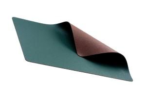 Bitz Tischset 47 x 34 cm grün/ braun 4er Set