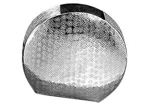 BOLTZE, Vase, ca. 29 x 11 x 28 cm, Aluminium, Detroit