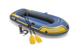 "Intex Schlauchboot Set ""Challenger 2"" 236x114x41cm"