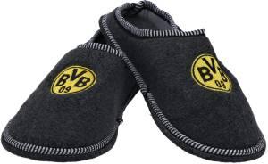 "Borussia Dortmund BVB-Filzpantoffel ""Logo"" - verschiedene Größen"