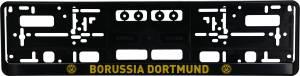 """BVB Borussia Dortmund Kennzeichenverstärker """"BVB Borussia Dortmund"""""""
