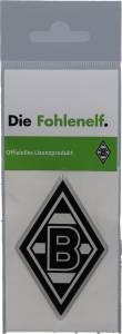 "Borussia Mönchengladbach Aufkleber ""Raute Kunstharz"""