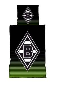 Borussia Mönchengladbach Bettwäsche Glow 135x200cm