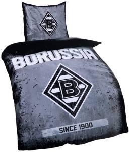 "Borussia Mönchengladbach Bettwäsche ""Since 1900"" 135x200cm"