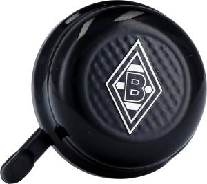 Borussia Mönchengladbach Fahrradklingel 8x6cm schwarz