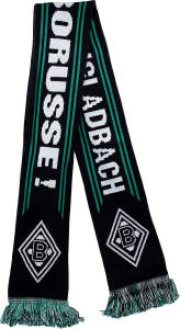 "Borussia Mönchengladbach Schal ""Borusse"" 170x15cm"