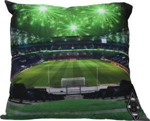 "Borussia Mönchengladbach ""LED"" Kissen 38x38cm"