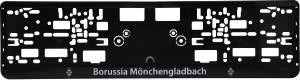 Borussia Mönchengladbach Nummernschildhalterung BMG