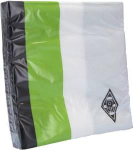 Borussia Mönchengladbach Servietten 20er Set