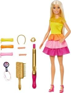 Barbie Locken Style Puppe blond