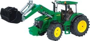 BRUDER John Deere Traktor 7930 mit Frontlader