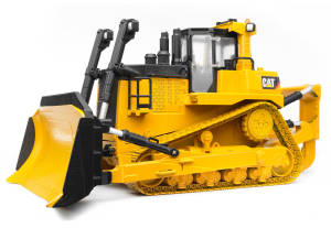 Bruder Profi-Serie CAT großer Kettendozer