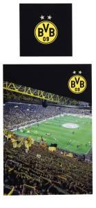 Borussia Dortmund Bettwäsche Südtribüne 135x200cm
