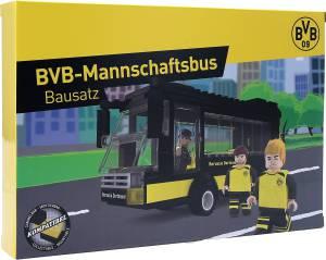 BVB Borussia Dortmund Bausatz Mannschaftsbus