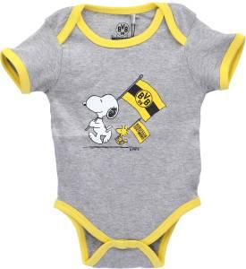 BVB Borussia Dortmund Snoopy Babybody - verschiedene Größen