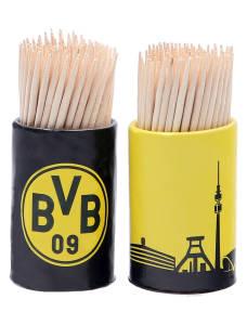 BVB Borussia Dortmund Zahnstocher 2er-Set