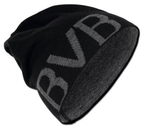 Borussia Dortmund BVB-Mütze schwarz