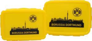 BVB Borussia Dortmund Pausenset, 2er Set