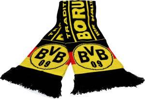 Borussia Dortmund BVB-Schal Classic 17x150 cm