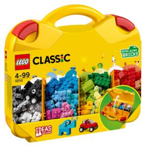 LEGO 10713 Classic Bausteine Starterkoffer - Farben sortiert