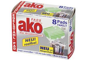 "DELU AKO Pads ""Family"" ES 8er Pack"