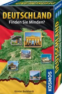 KOSMOS Spiele Deutschland - Finden Sie Minden?