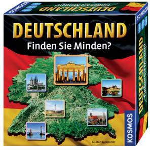 KOSMOS Deutschland Finden Sie Minden?