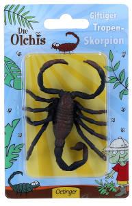 Die Olchis - Krabbeltiere Skorpion