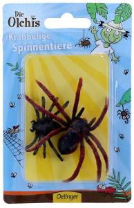 Die Olchis - Krabbeltiere Spinne