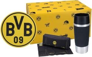 Dortmund Fanartikel Geschenkset Büro, 3-tlg.