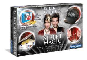 "Clementoni Ehrlich Brothers ""Street Magic"""