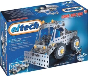 EITECH Metallbaukasten Nutzfahrzeuge C 8