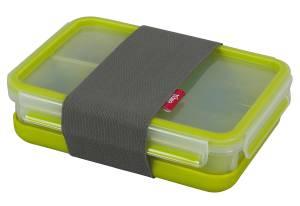 "Emsa Lunchbox ""Clip & Go"" grün 1,2 Liter"