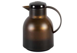 """Emsa Isolierkanne """"Samba"""" 1 Liter braun"""