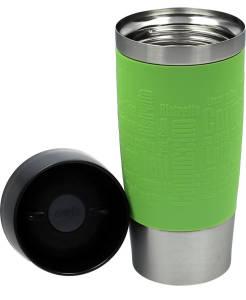 "Emsa Thermobecher ""Travel Mug"" 0,36 Liter limette"