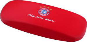 """FC Bayern München Brillenetui """"Mia san mia"""""""