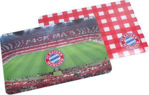 FC Bayern München Brotzeit Brettchen 2er Set