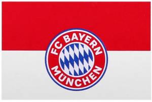 FC Bayern München Fahne Logo 150x100 cm