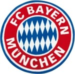 FC Bayern München Fan Teppich Logo, 100cm