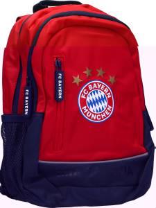 "FC Bayern München Kindergarten-Rucksack ""Mia san mia"" 20x15x29cm"