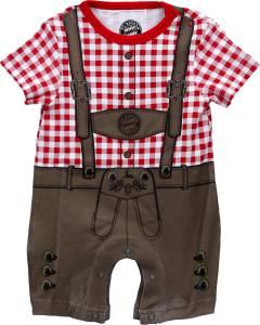 FC Bayern München Baby Body Lederhose - verschiedene Größen
