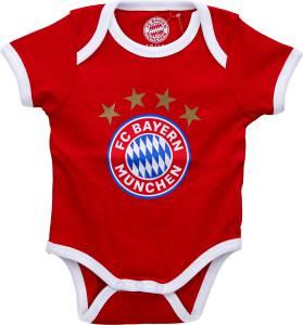 FC Bayern München Baby Body Logo - verschiedene Größen