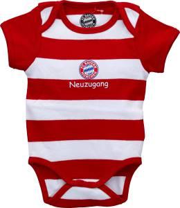 FC Bayern München Baby Body Neuzugang - verschiedene Größen